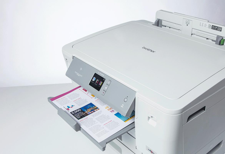 Brother HL-J6000DW single function inkjet printer