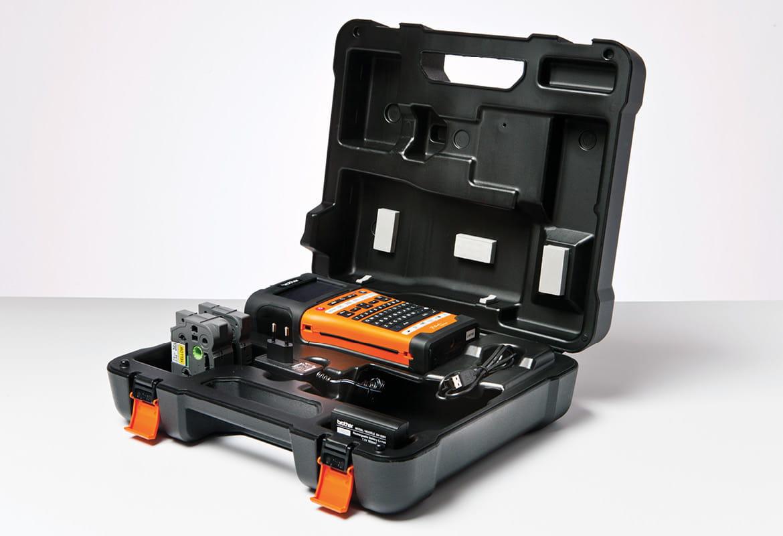 Brother PT-E550WVP i kuffert