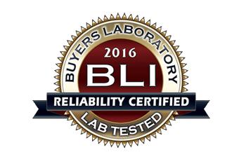 Buyers Lab 2016 BLI Award logo
