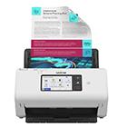 Brother scanner med papir i