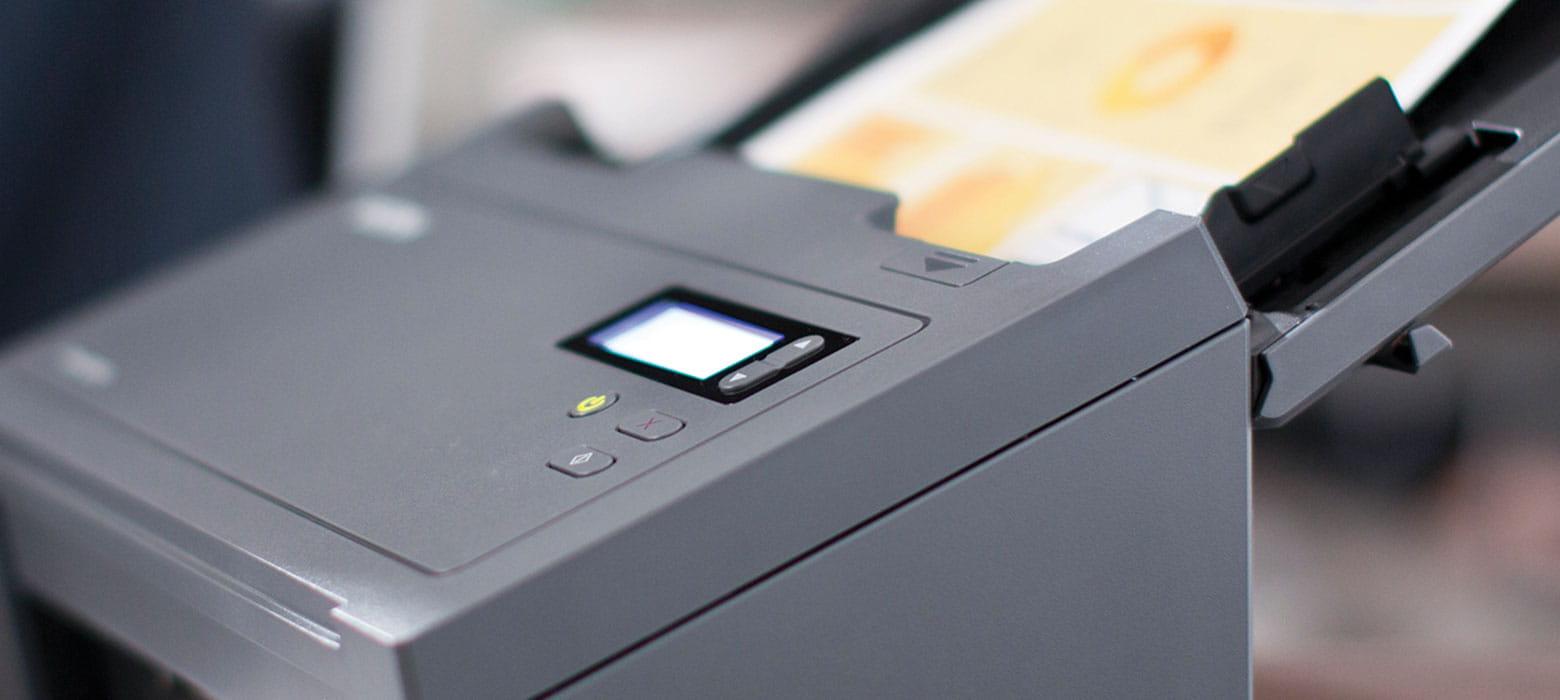scanner close-up