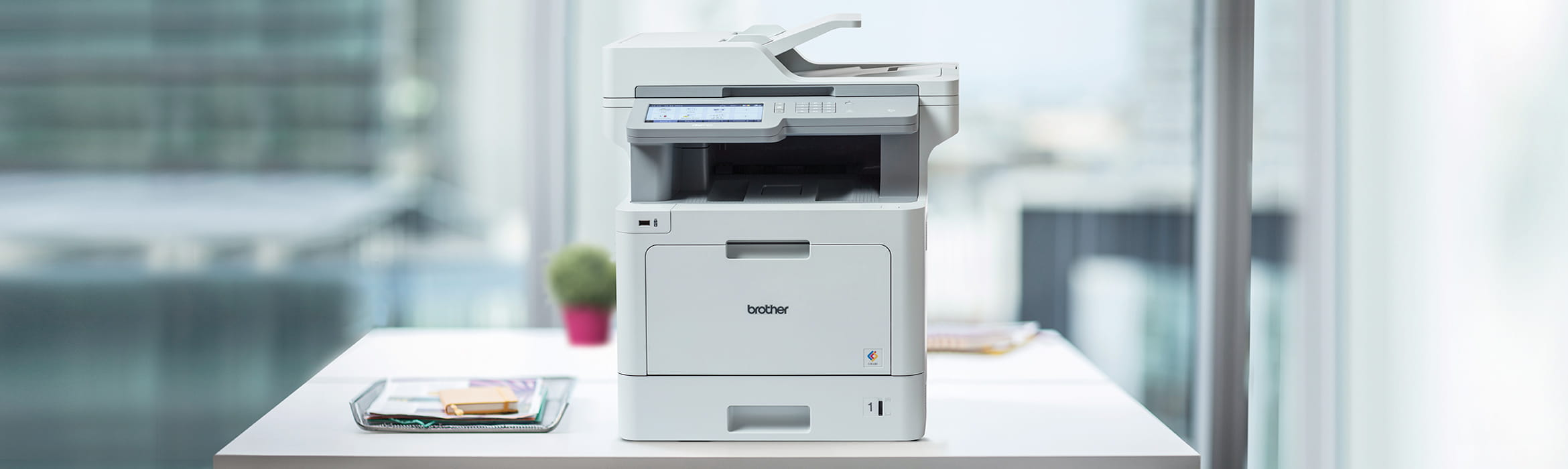 MFC-L9570CDW business colour laser multifunction printer