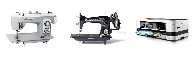 Brother symaskine printer