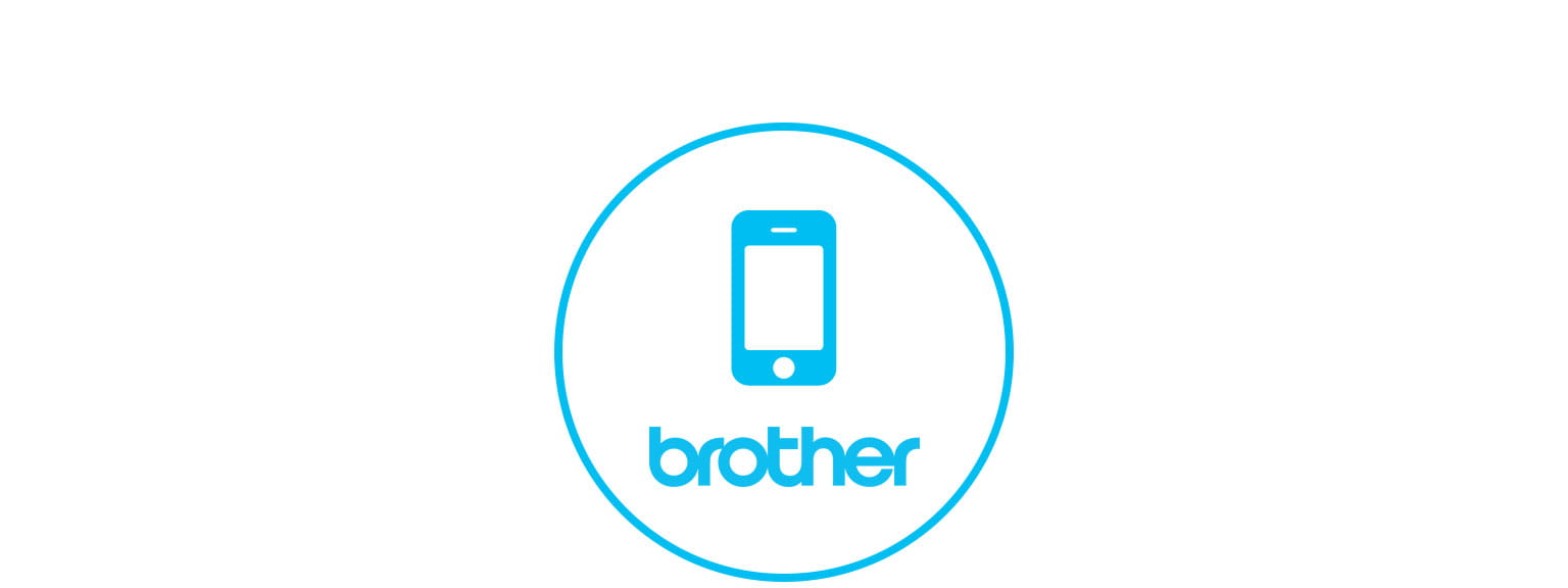 brother support app ikon