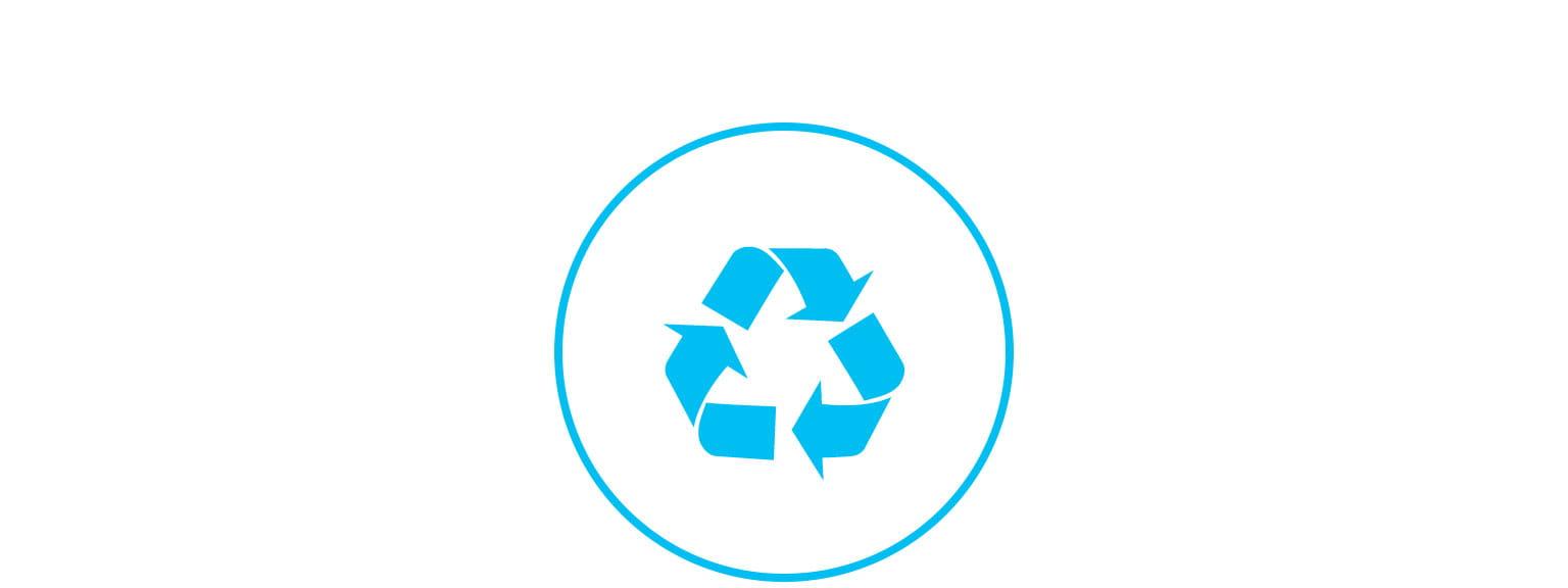 genanvendelses ikon