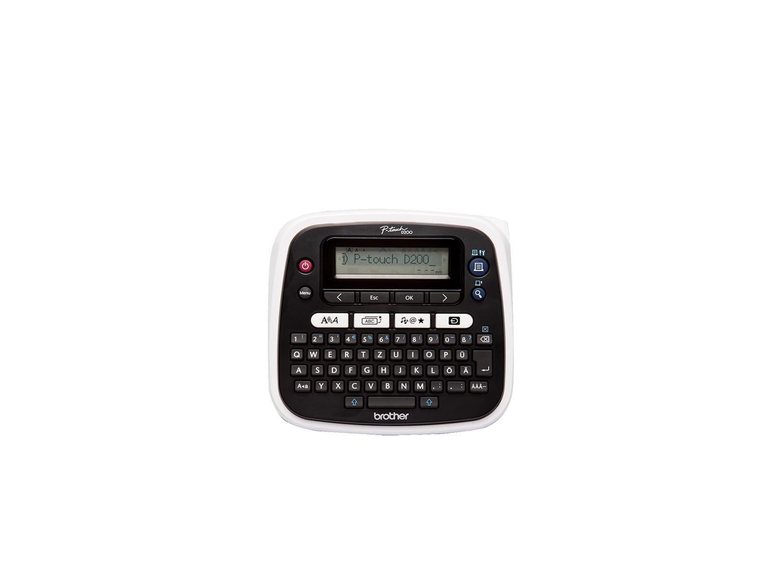 P-touch labelprinter PTD200VP