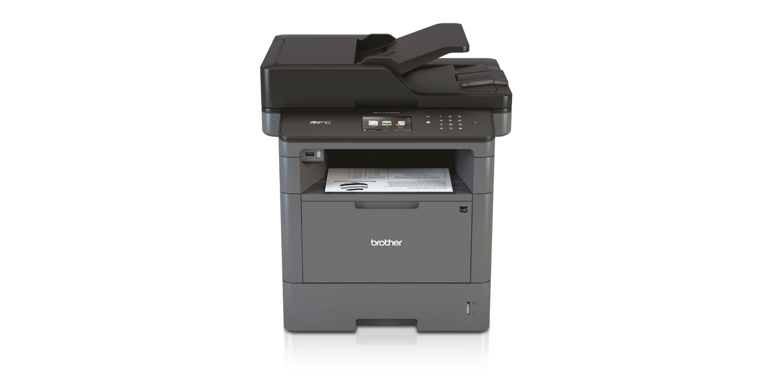 Brother DCP-8110DN mono laser printer
