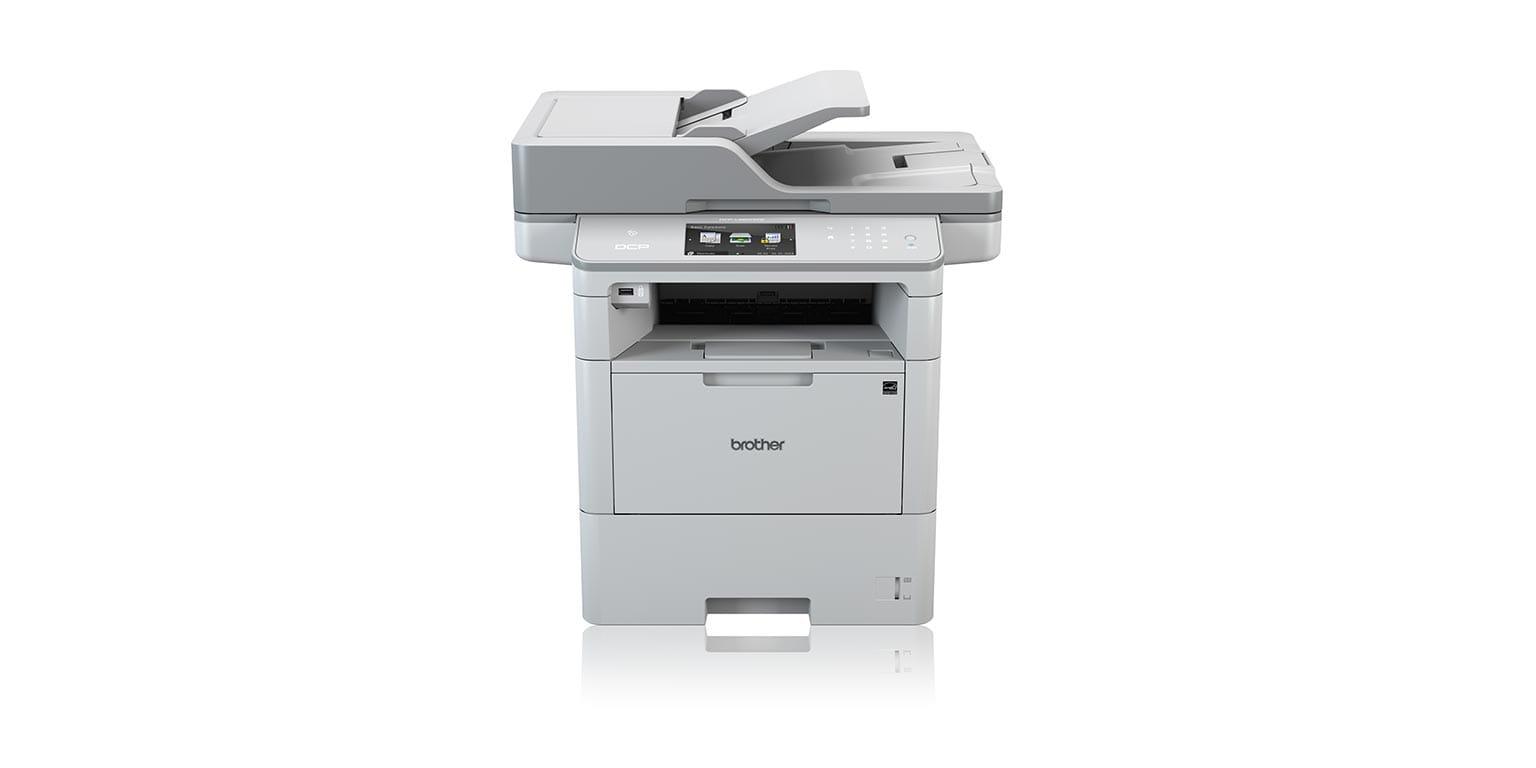 Brother DCP-L6600DW printer til arbejdsgrupper