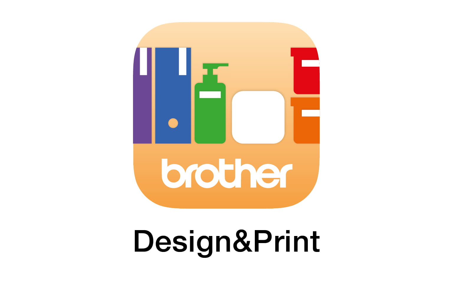 Brother Design&Print App