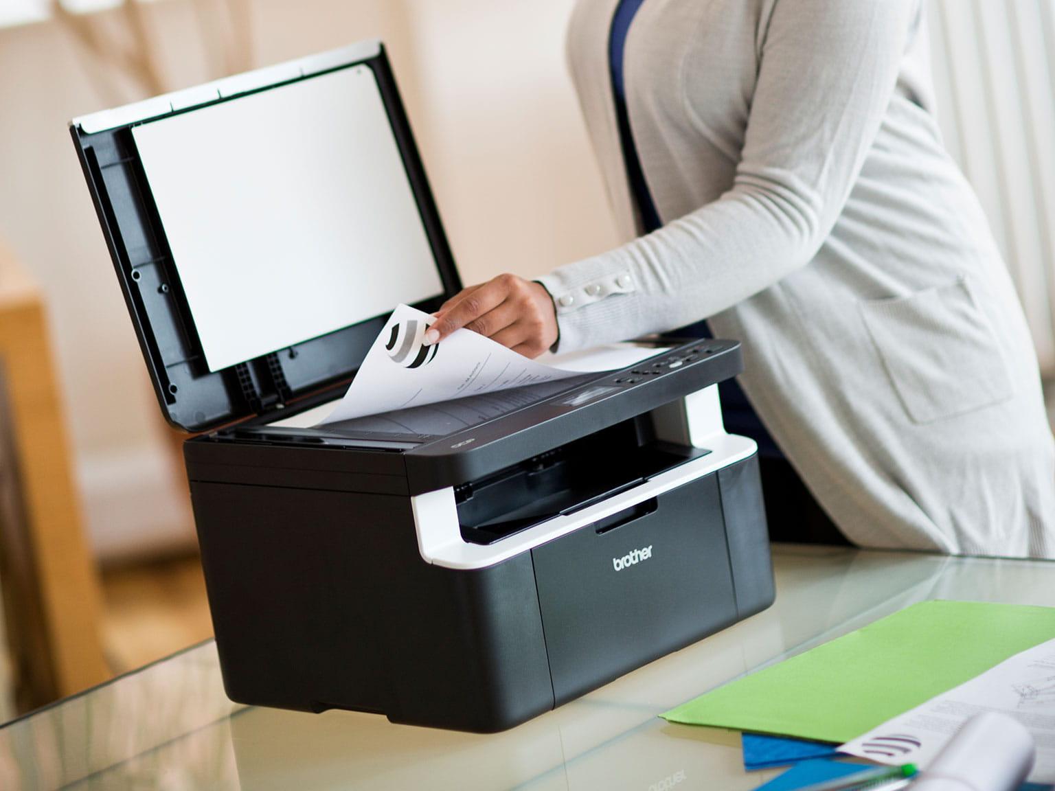 løsninger til små virksomheder scanne