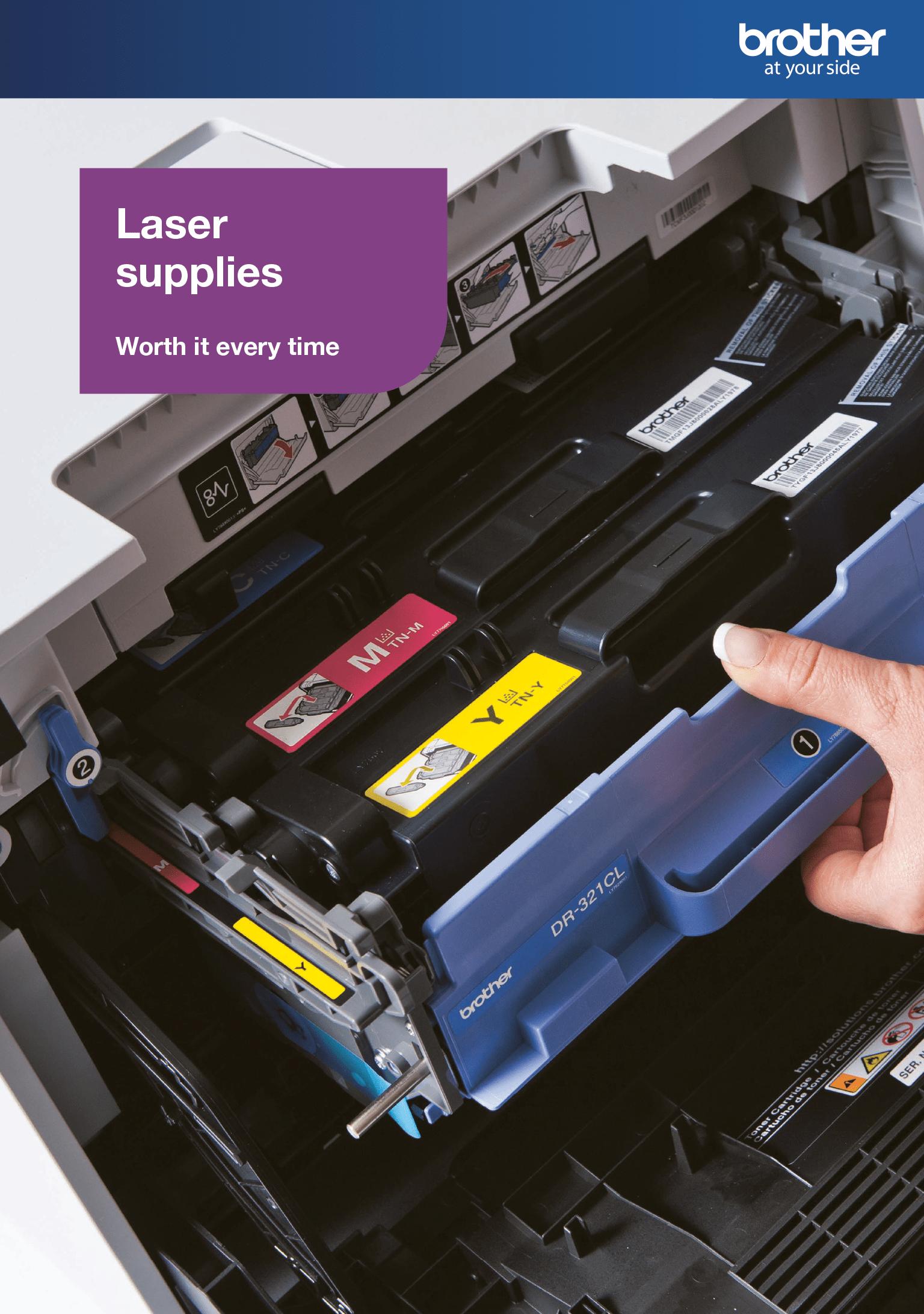 forbrugsstoffer laser