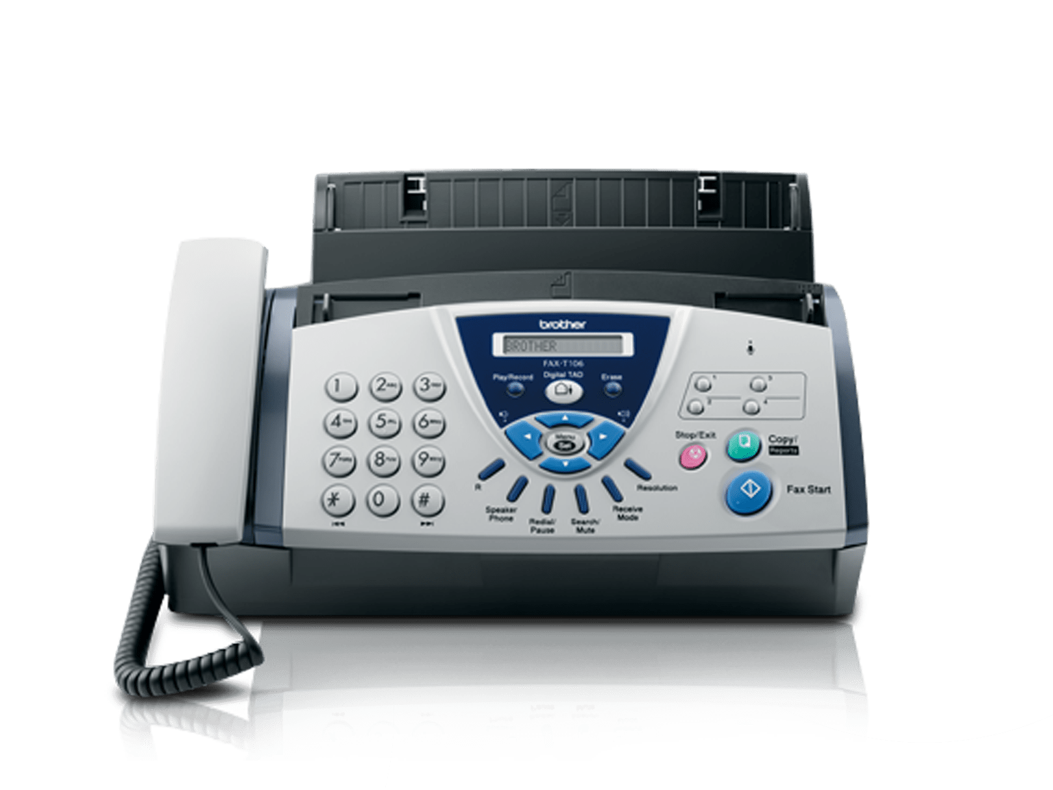 brother termisk fax