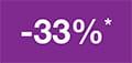 Spar 33 %