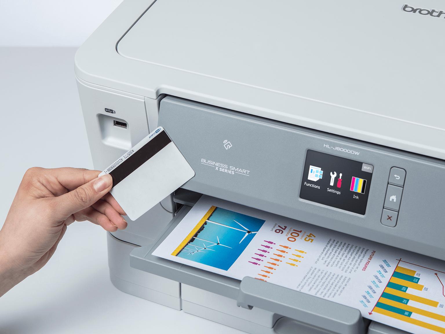 Secure Print Plus NFC
