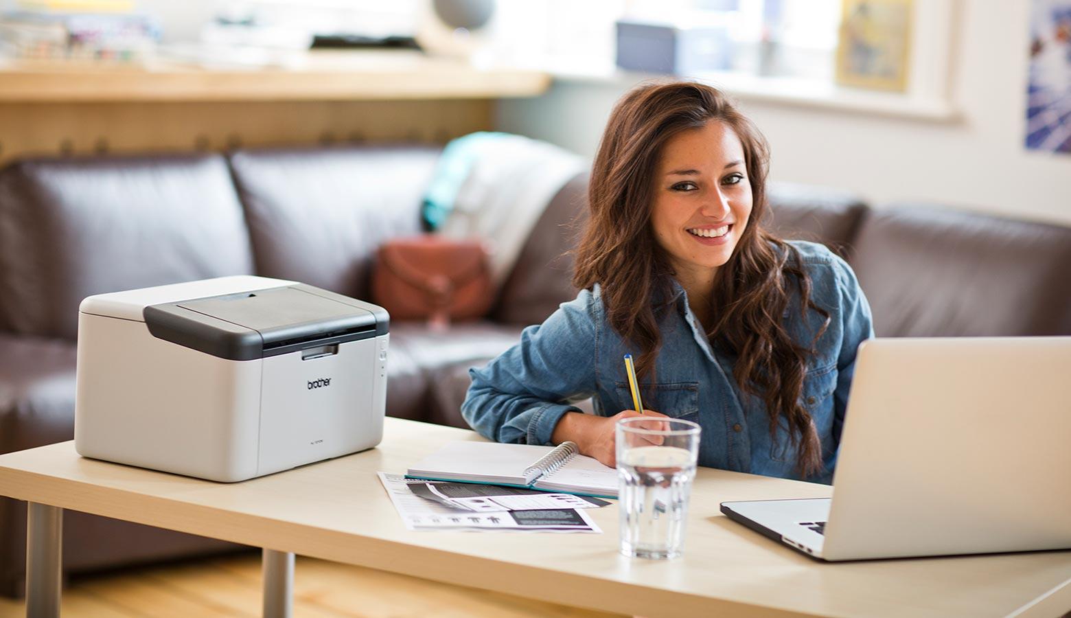 Brother printer til hjemmebrug