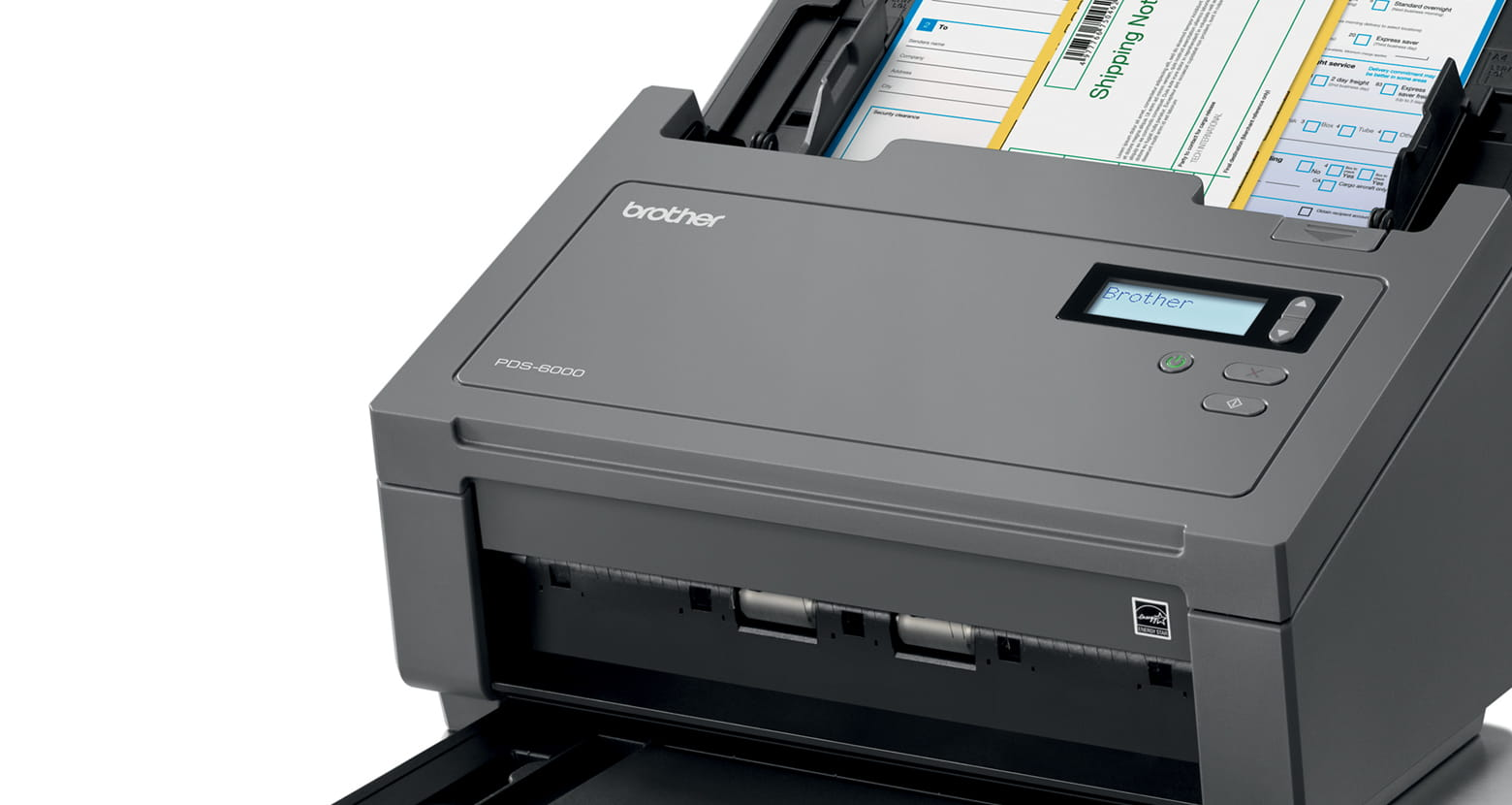 professionel Brother scanner