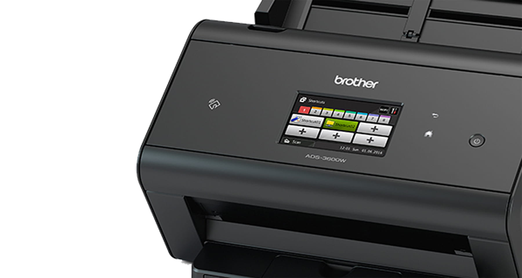 Brother scanner