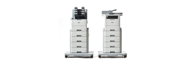 L6000 arbejdsgruppe range printer Brother