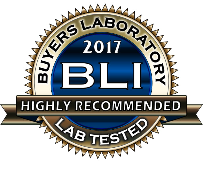 BLI Highly Recommended Seal