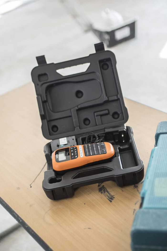 PT-E110VP labelprinter