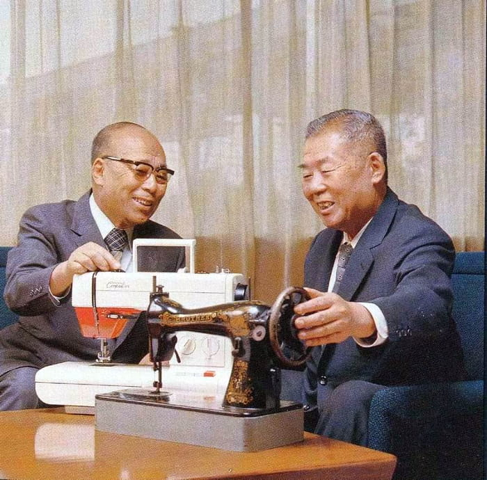 Masayoshi and Jitsuichi Yasui