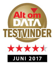 Alt om Data Testvinder juni 2017