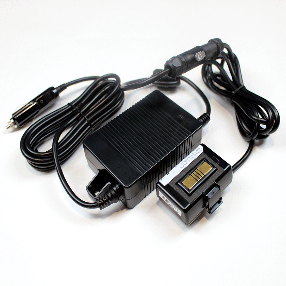 PA-BEK-001CG - 12 volts strømforsyning via cigarettænder 2