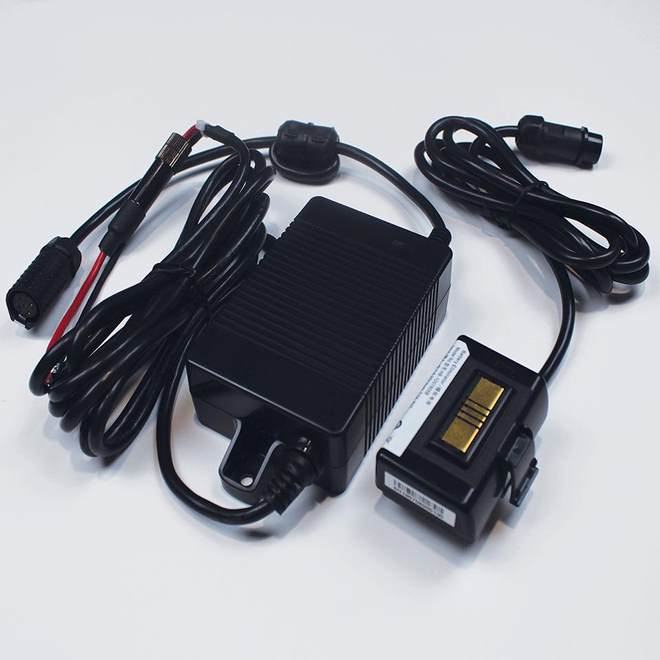 PA-BEK-001WR - 12 volts fastmonteret strømforsyning 2