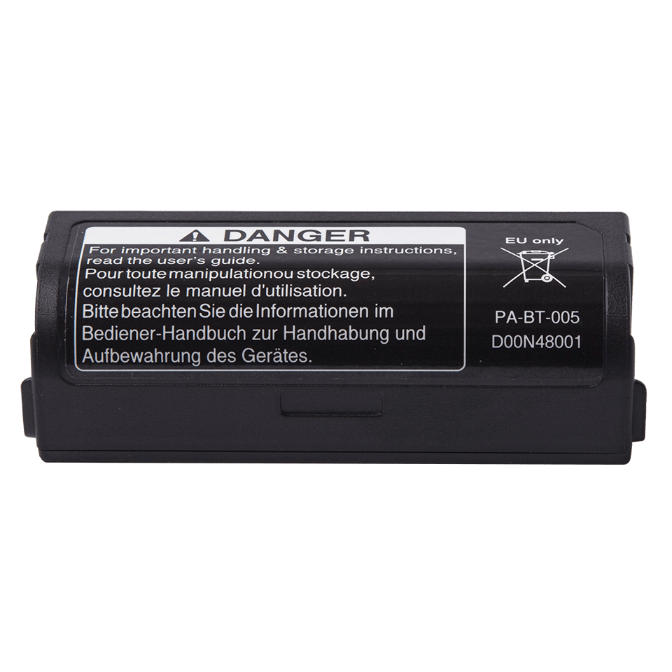 PA-BT-005 - genopladeligt batteri (til Brothers P-touch CUBE Plus)