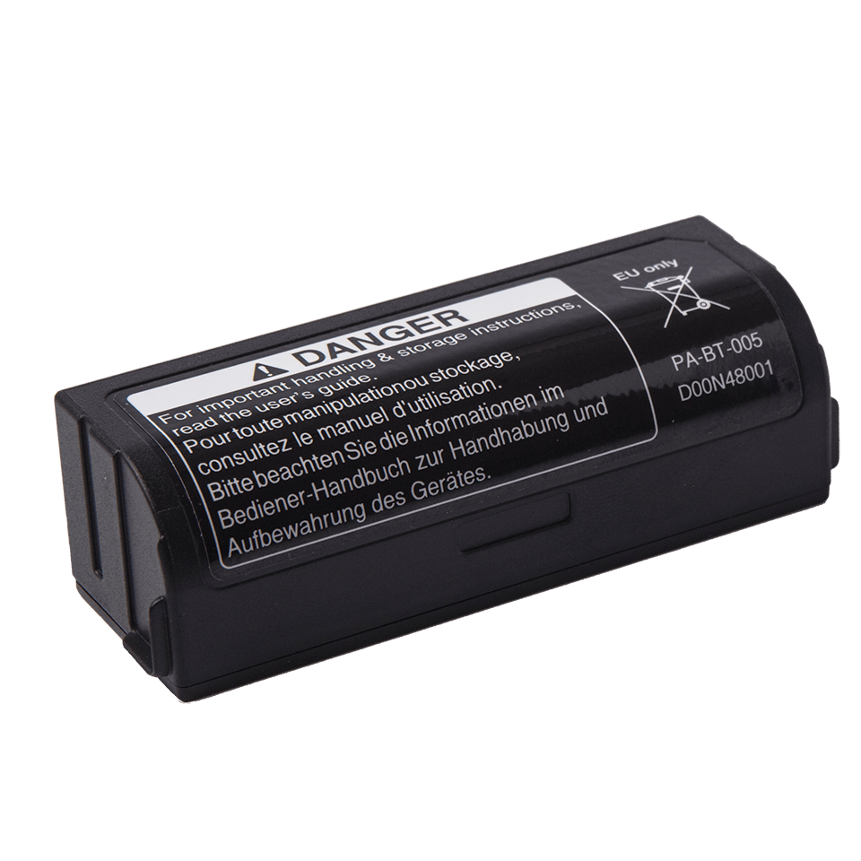 PA-BT-005 - genopladeligt batteri (til Brothers P-touch CUBE Plus) 3