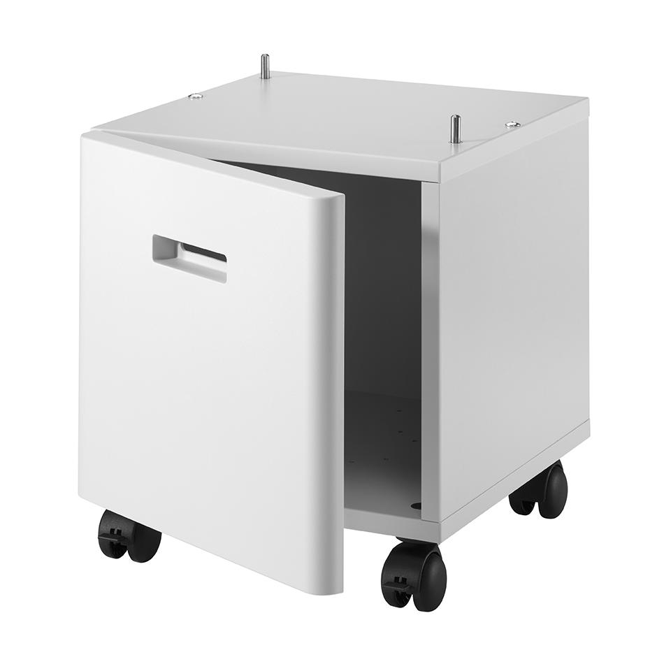 Skabet der passer til L6000-serien af sort/hvide laserprintere 4