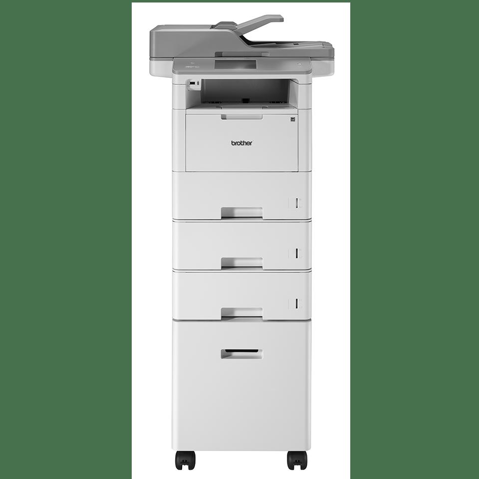 Skabet der passer til L6000-serien af sort/hvide laserprintere 5