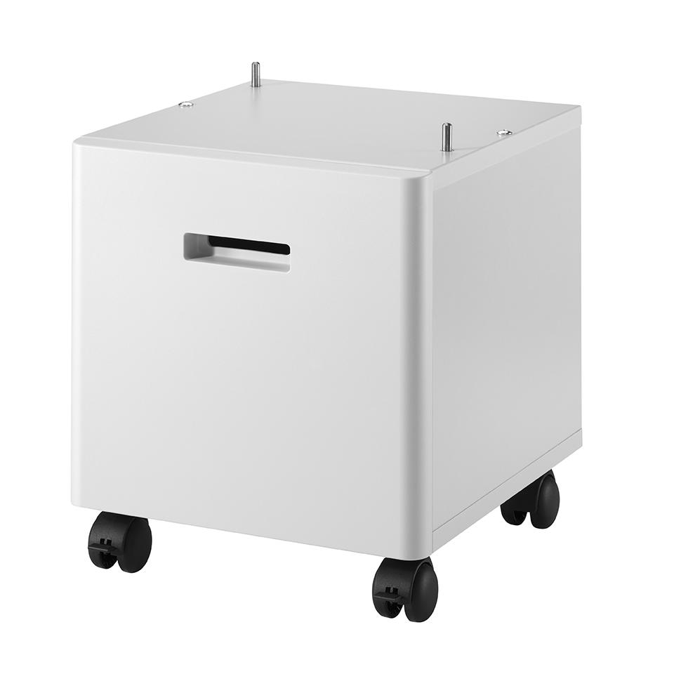 Skabet der passer til L6000-serien af sort/hvide laserprintere 2