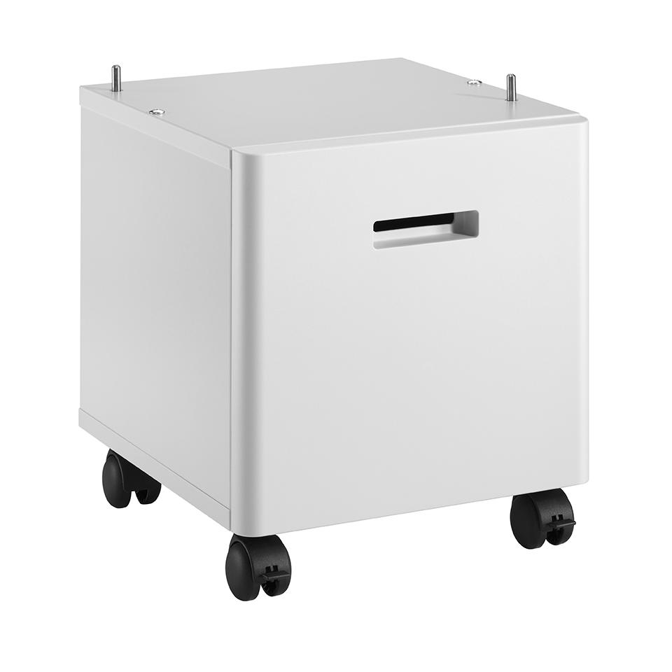 Skabet der passer til L6000-serien af sort/hvide laserprintere 3