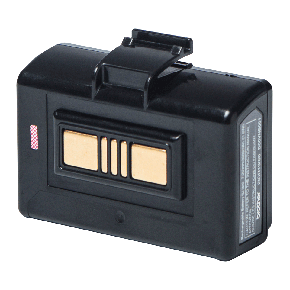 Brother PA-BT-006 genopladeligt batteri 2