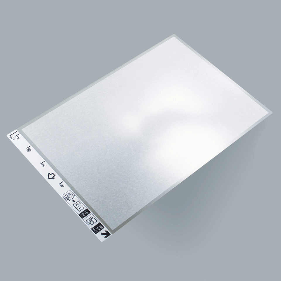Brother CSA-3401 - indføringsark til scannere (2 i pakken) 4