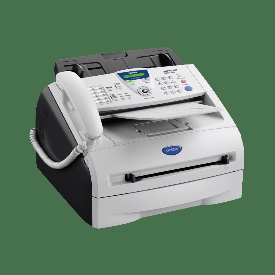 FAX-2920 4