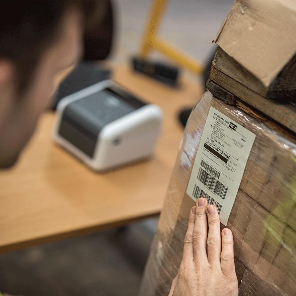 TD-4420DN professionel labelprinter 5