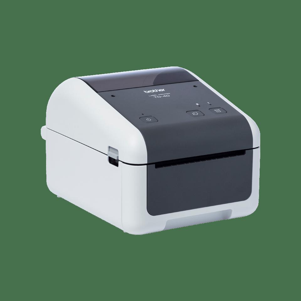 TD-4420DN professionel labelprinter 3