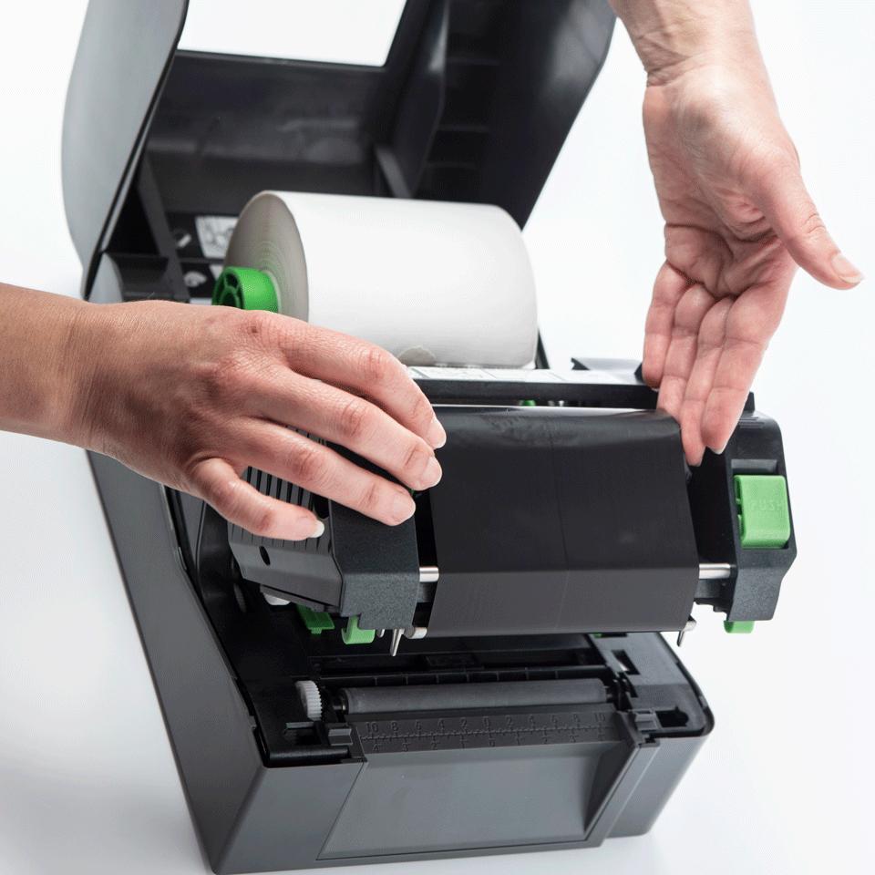 Brother TD-4520TN professionel labelprinter 5