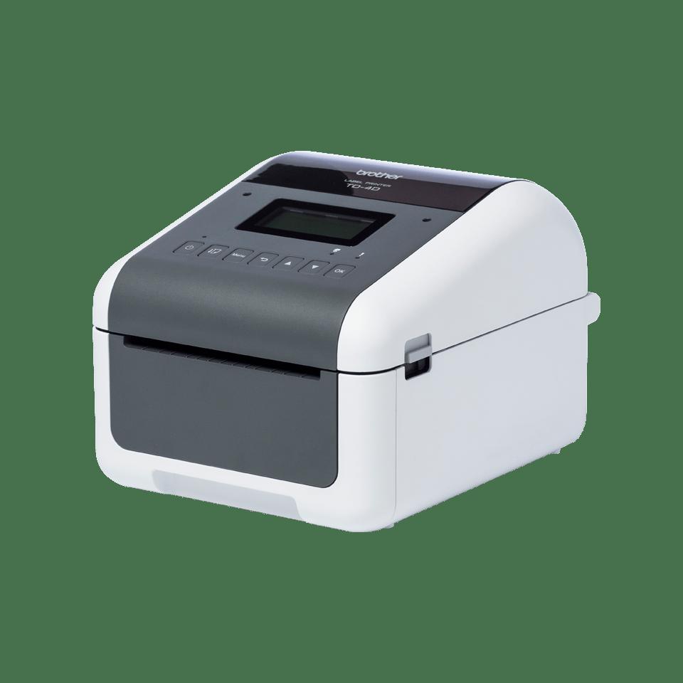 TD-4550DNWB professionel labelprinter med Bluetooth 2