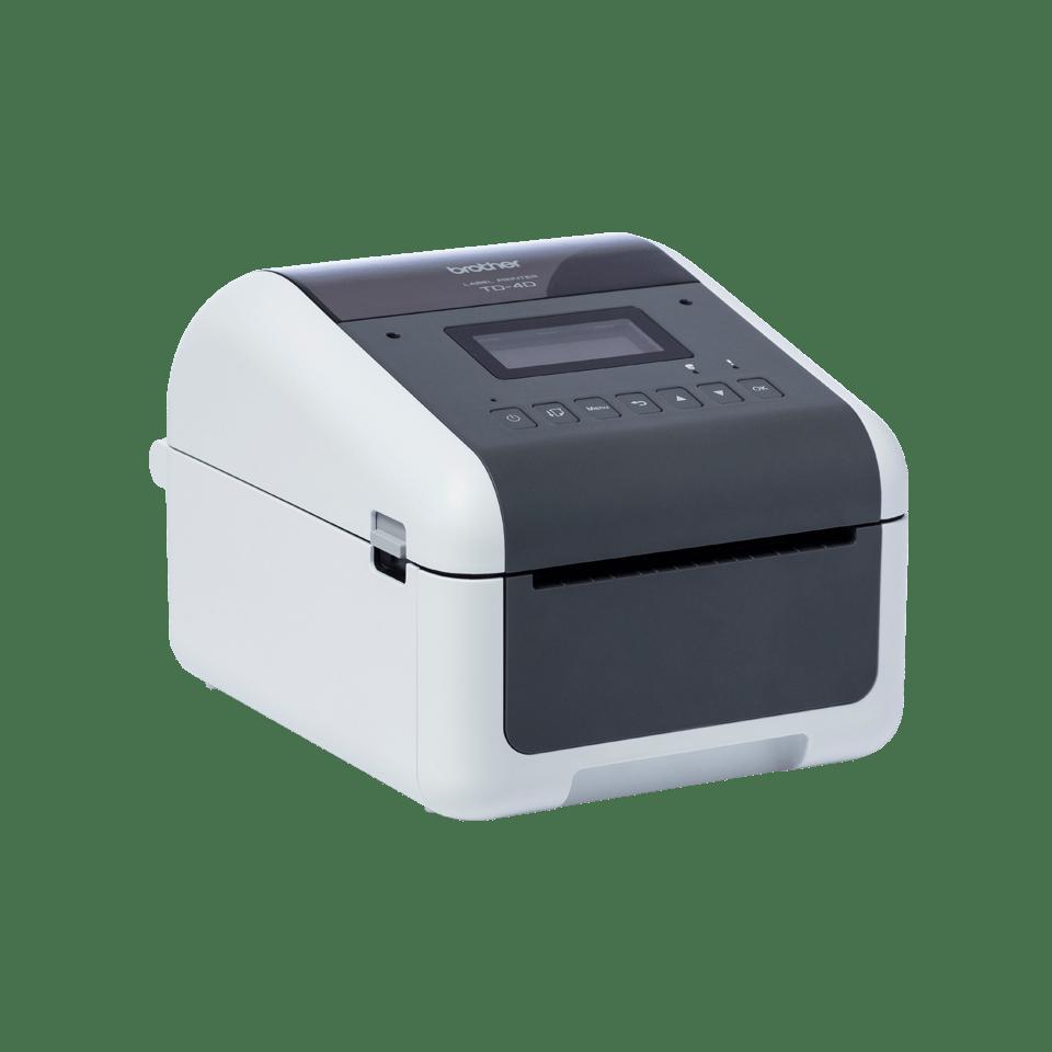 TD-4550DNWB professionel labelprinter med Bluetooth 3