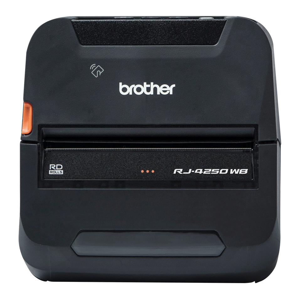 "Brother RJ-4250WB  4"" mobil printer"