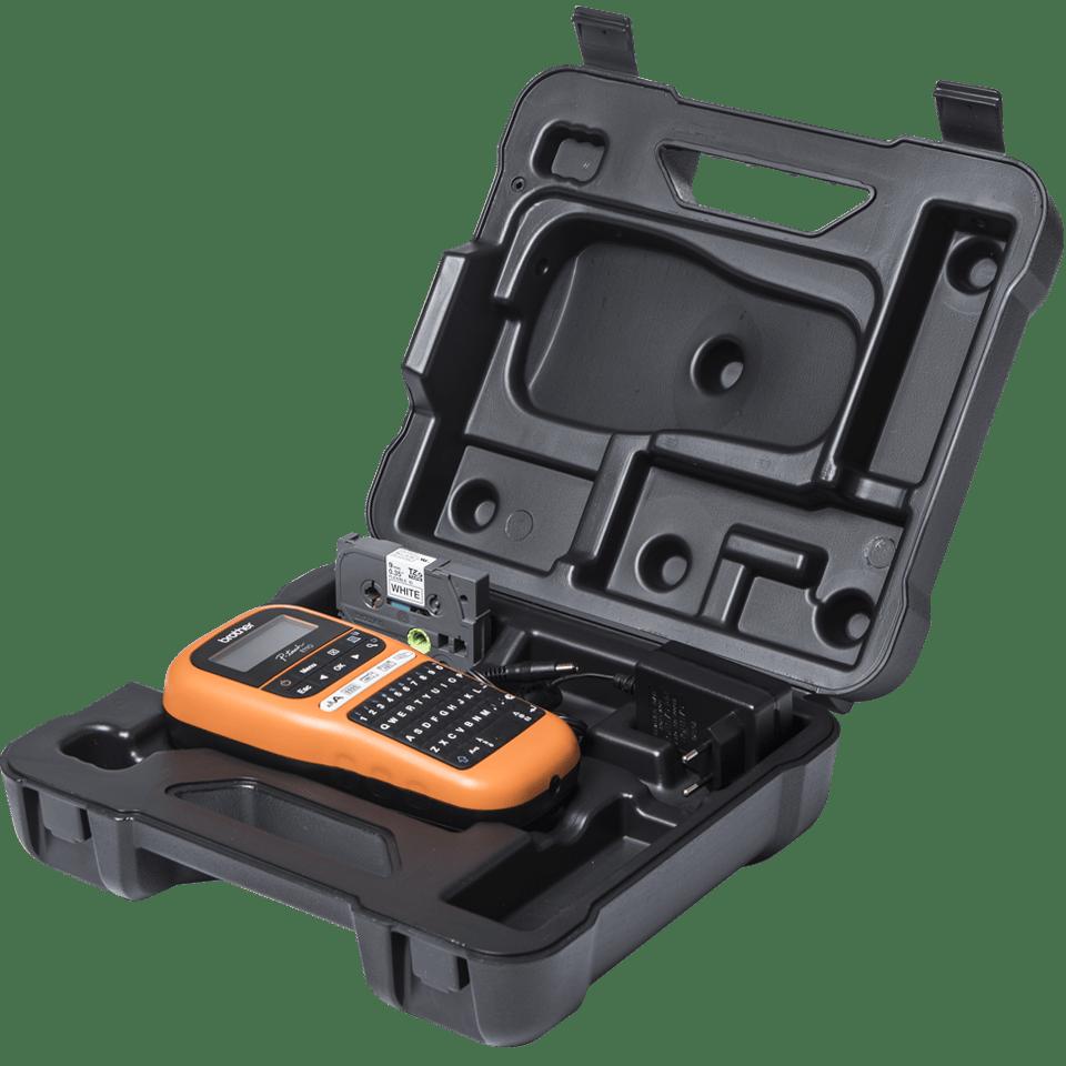 PT-E110VP labelprinter til elektrikere 5