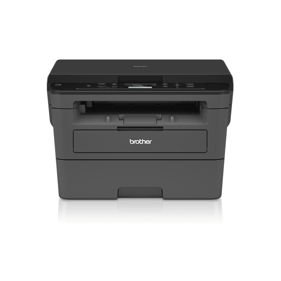 Brother DCPL2510D - kompakt alt-i-én sort/hvid laserprinter