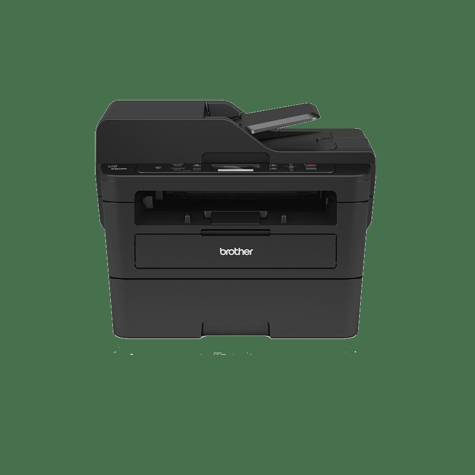 Brother DCPL2550DN - kompakt alt-i-én sort/hvid laserprinter  2