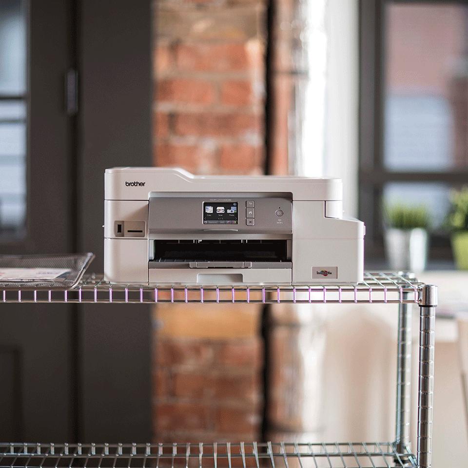 DCP-J1100DW - trådløs alt-i-én-inkjetprinter, All In Box-pakke 4