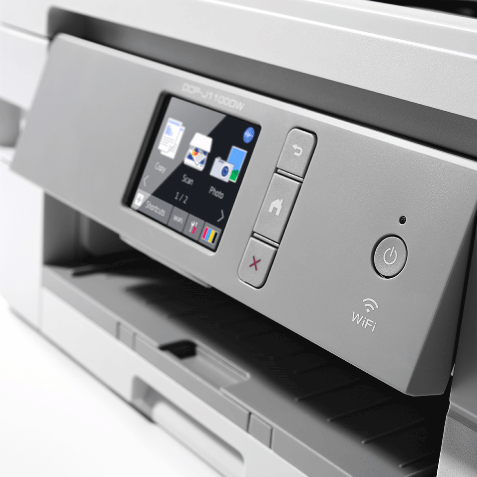 Trådløs alt-i-én inkjetprinter DCP-J1100DW All In Box pakke 5