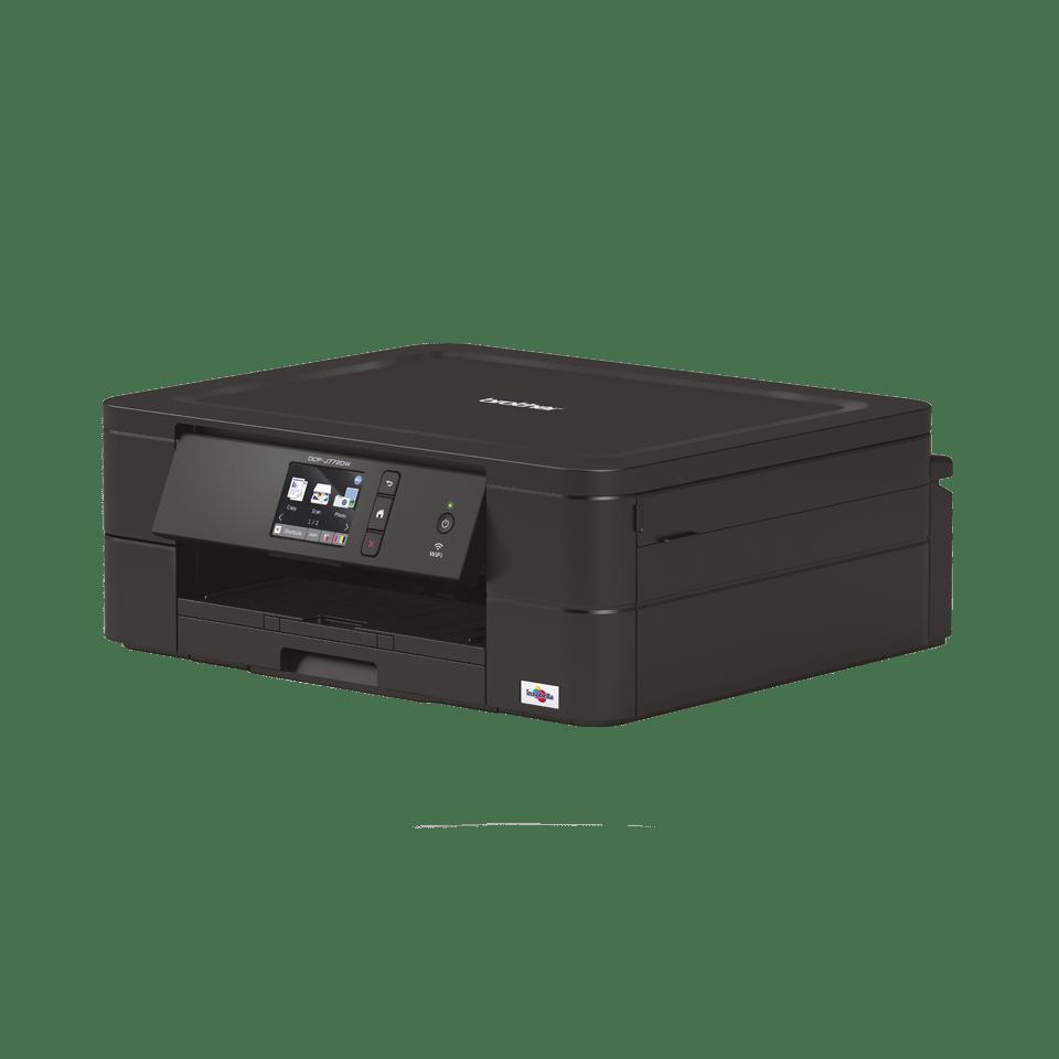 DCP-J772DW - alt-i-én trådløs farve inkjetprinter 2