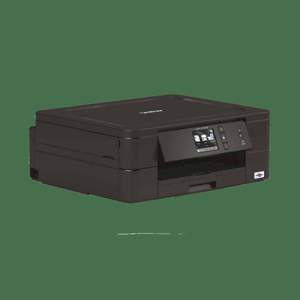 DCP-J772DW - alt-i-én trådløs farve inkjetprinter 3
